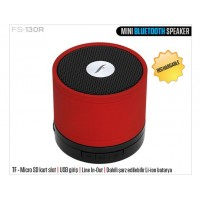 Frısby Fs-P130r Usb Tf/Sd Portable Bluetooth Mını Speaker