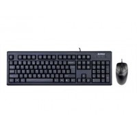 A4 Tech KR8372 Q-Tr PS/2 Standart Klavye+Mouse Set