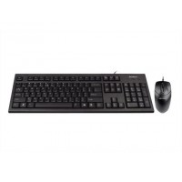 A4 Tech KR-8572 Q TR USB Standart Klavye-Mouse Set