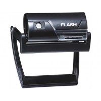 Flash R1000HD-D-S Mikrofonlu 2Mp Hd Siyah