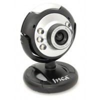 Ic-3562 6Mp+10X Zoom+Divx Kayit+Mic Webcam